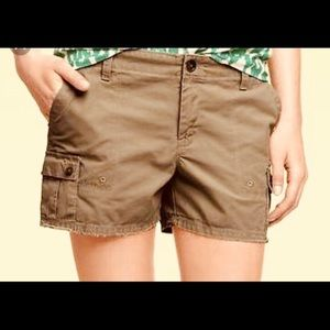 Gap Frayed Cargo Shorts in Green Bundle 5 for  $25